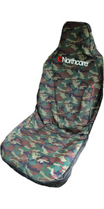 2018 Northcore Water Resistant Car Seat Cover CAMO NOCO05B