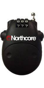 2019 Northcore Viper-X 2G Snowboard / Luggage Travel Lock NOCO13B