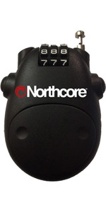 2019 Northcore Viper-X 2G Snowboard / Luggage Travel Lock NOCO13B