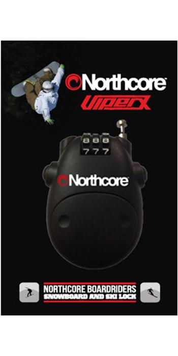 2020 Northcore Viper-X 2G Luggage Travel Lock NOCO13B