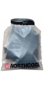 2018 Northcore Waterproof Wetsuit Bag NOCO43 (Clear Bag)