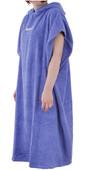 2021 Northcore Beach Basha Change Robe / Poncho BLUE NOCO24B