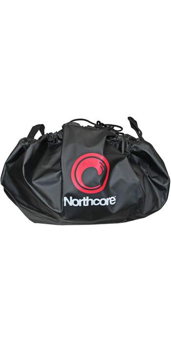 2021 Northcore C-Mat Wetsuit Change Mat BLACK NCM01