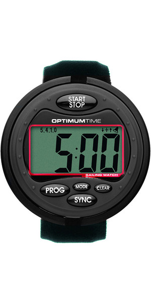 2019 Optimum Time Series 3 OS3 Sailing Watch Exclusive Black Edition 311