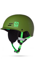 Mystic Predator Multisport Helmet with Earpads - Army 140200