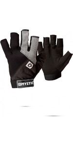 2018 Mystic Rash NEO Short Finger Glove Black 130455