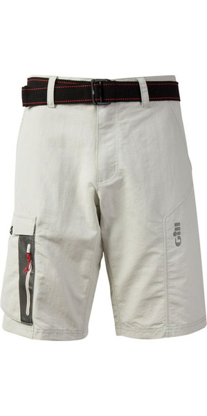 2018 Gill Race Shorts SILVER RS08