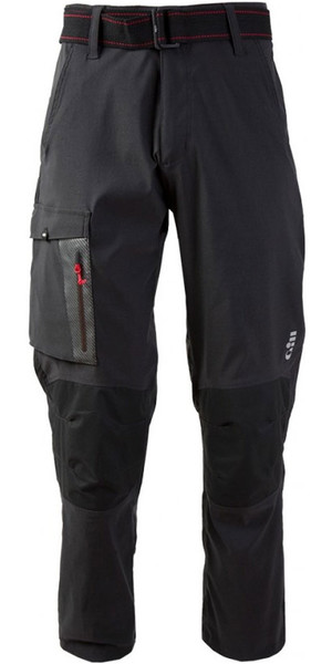 2018 Gill Race Sailing Trousers GRAPHITE RS09