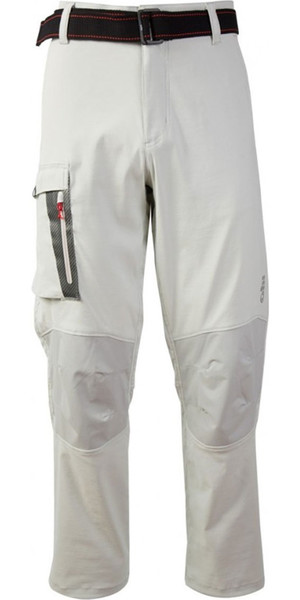 2018 Gill Race Sailing Trousers SILVER RS09