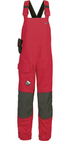 Musto BR1 Dropseat LADIES Trousers RED SB123W4