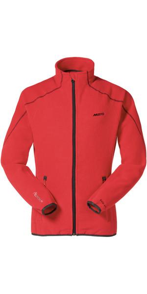 Musto Essential Fleece Jacket True Red SE0057