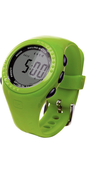 2019 Optimum Time Series 11 Ltd Edition Sailing Watch GREEN 1128