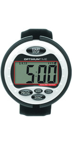 2019 Optimum Time Series 3 OS3 Sailing Watch WHITE 310