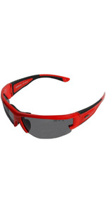 2019 Gul CZ Race Floating Sunglasses RED / BLACK SG0002
