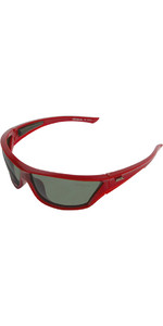 2019 Gul CZ React Floating Sunglasses Red / Black SG0003