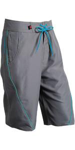 2020 Nookie Boardies Board Shorts GREY BLUE SW03