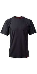 Gill Mens UV Tec Crew Neck T-Shirt CHARCOAL UV001