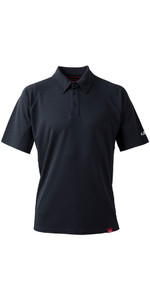 Gill Mens UV Tec Polo Top NAVY UV002