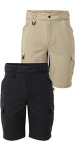Gill Mens UV Tec Pro Shorts Twin Package - Graphite & Khaki