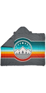 2020 Voited Recycled Ripstop Travel Blanket V20UN01BLPBT - Camp Vibes