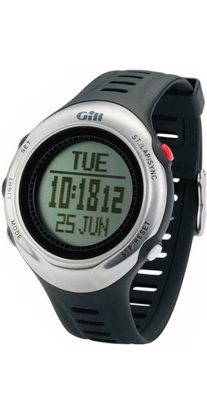 Gill Regatta Master Watch BLACK W012