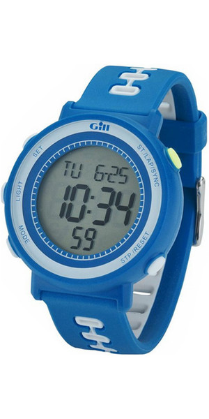 2018 Gill Race Watch Timer Blue W013