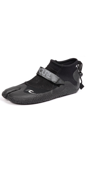 2018 Rip Curl 1.5MM Dawn Patrol Reefer Low Split Toe Shoes WBOOAT
