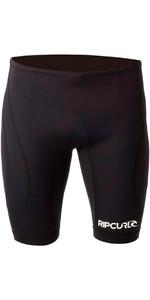 2020 Rip Curl JUNIOR 1mm Dawn Patrol Neoprene Shorts Black WSH5EB