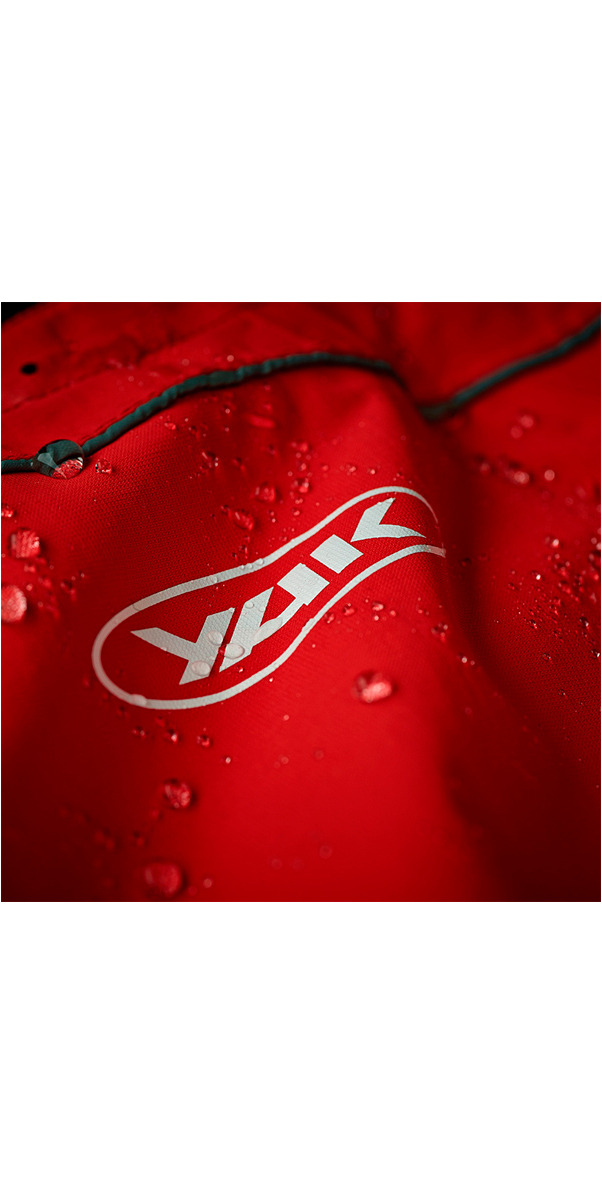 Yak Tomahawk Kayak Whitewater Dry Cag - Red 2727