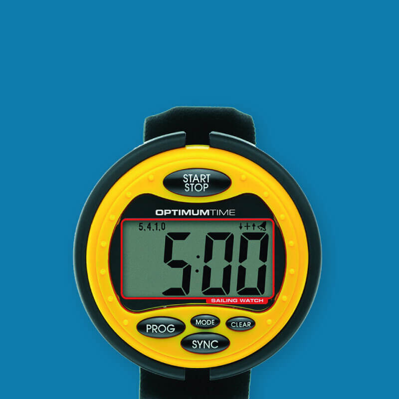Sailing timers