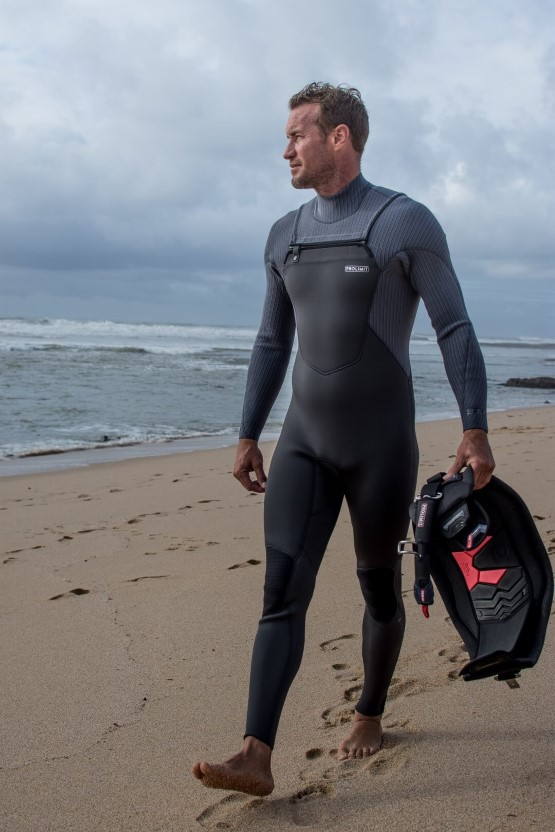 5/4 or 5/3mm Full Wetsuit
