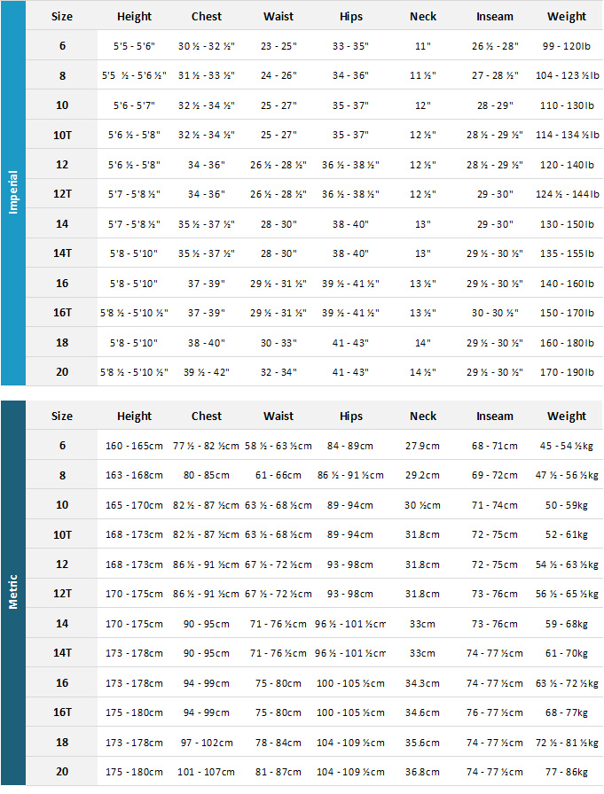 Roxy Womens Wetsuits 19 Womens Size Chart