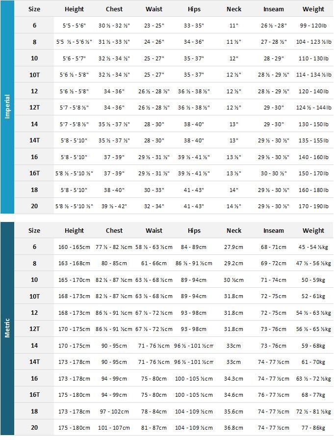 Roxy Womens Wetsuits 19 Womens Size Chart