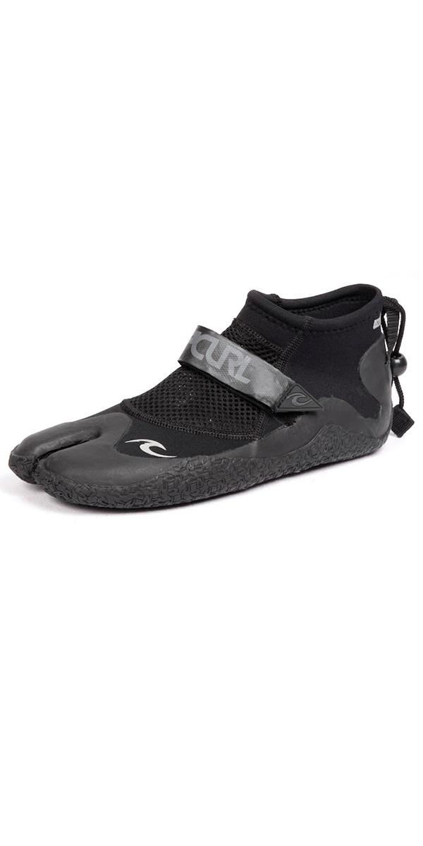 2019 Rip Curl 1.5MM Dawn Patrol Reefer Low Split Toe Shoes WBOOAT
