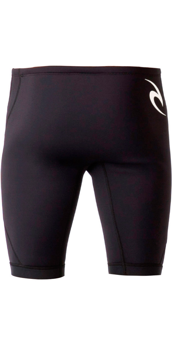 2019 Rip Curl JUNIOR 1mm Dawn Patrol Neoprene Shorts Black WSH5EB