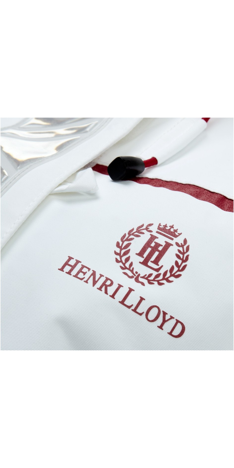 Henri Lloyd Ladies Freedom Offshore Jacket Optic White Y00352